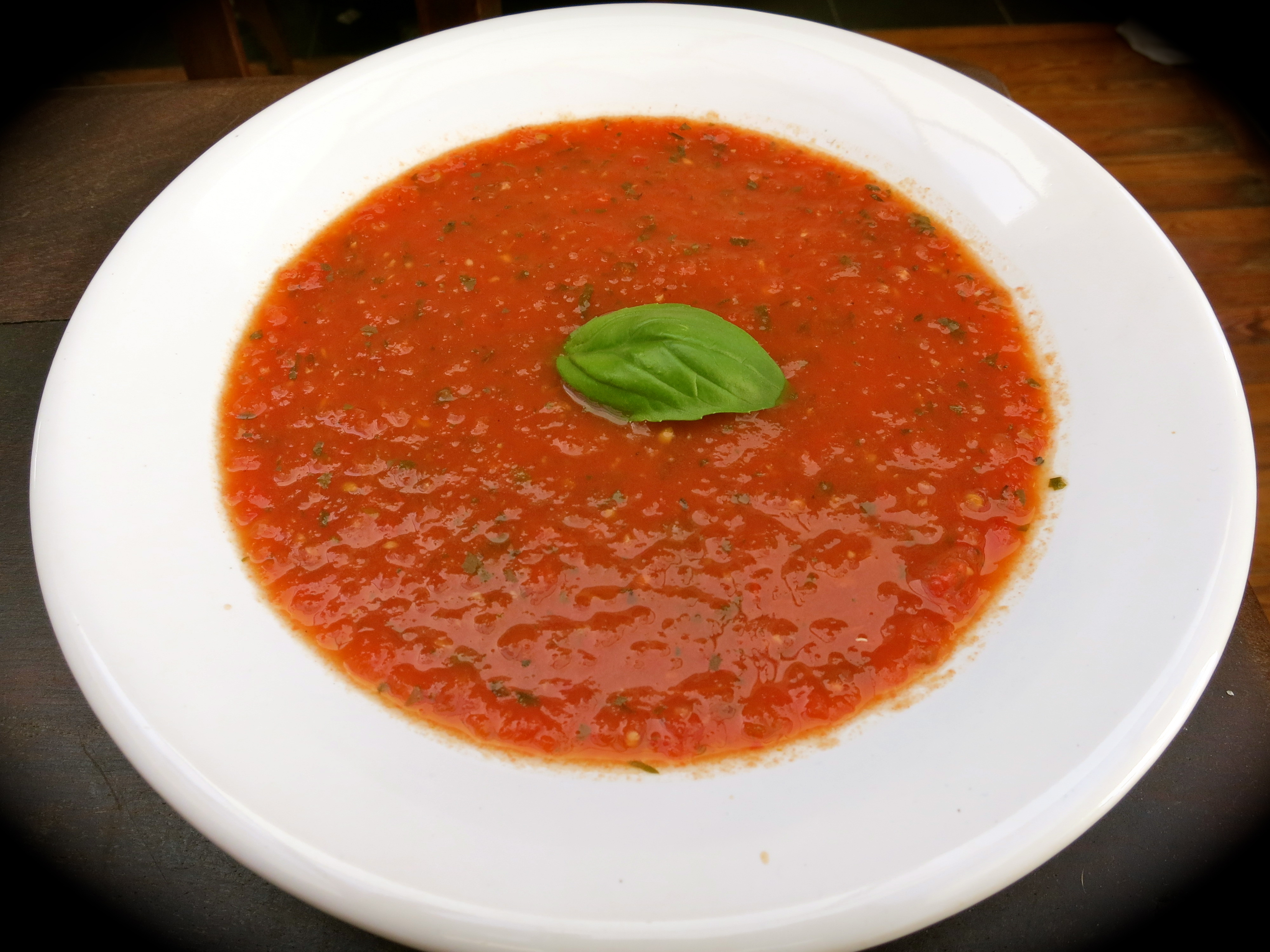 basil soup roast tomato and basil soup months tomatoes and basil let ...