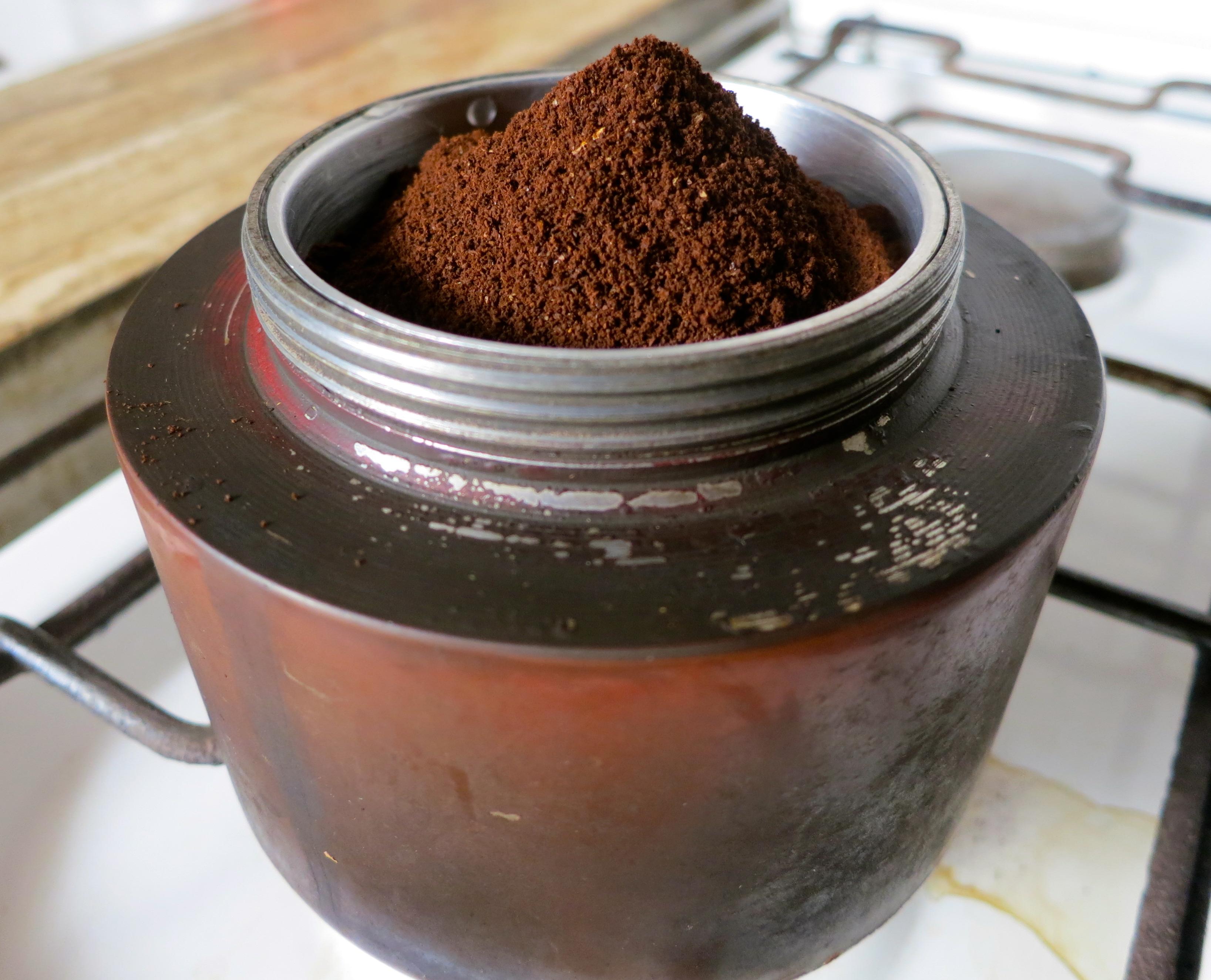 moka coffee pot instructions