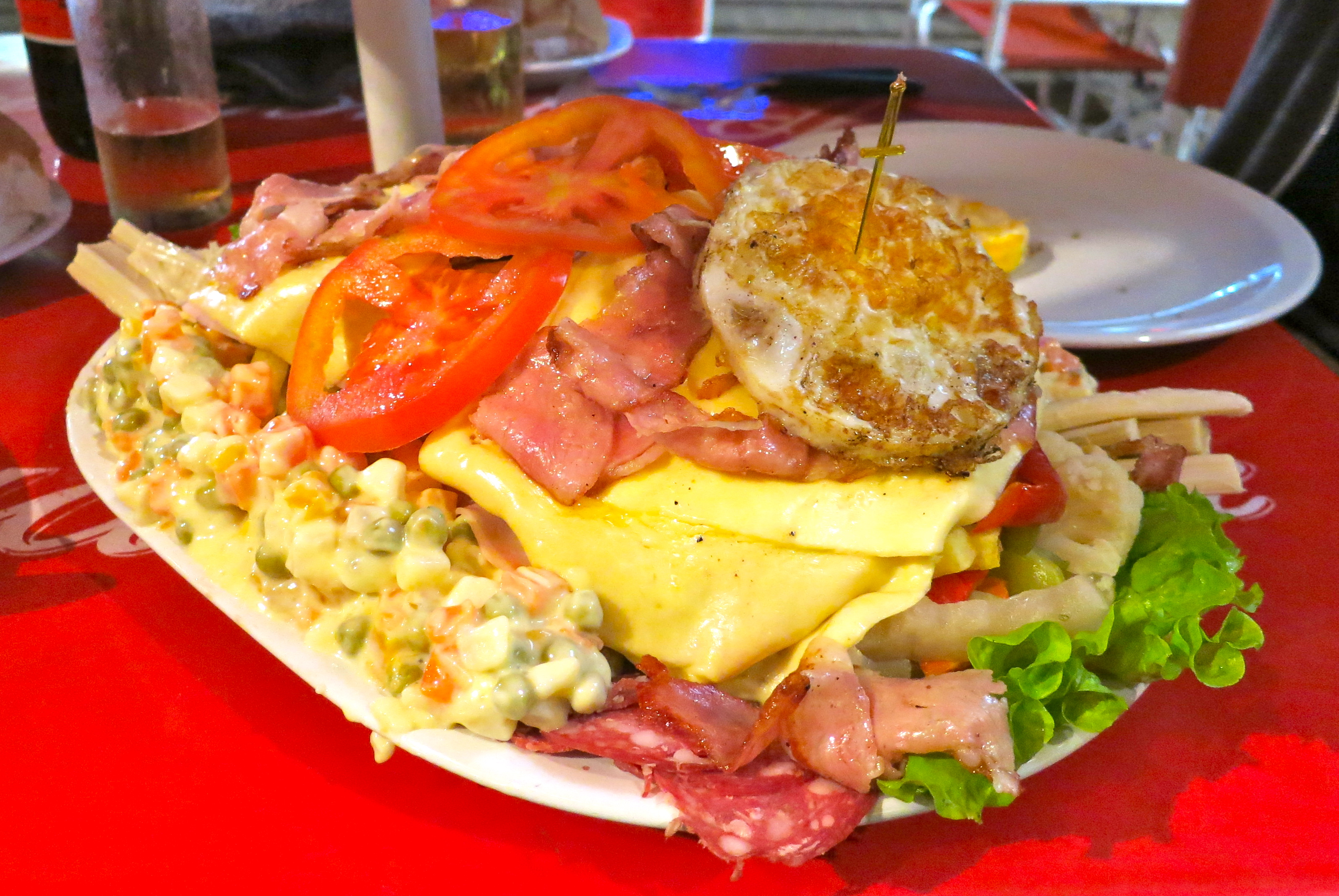 Chivito: Another Reason to Love Uruguay | One Day Café