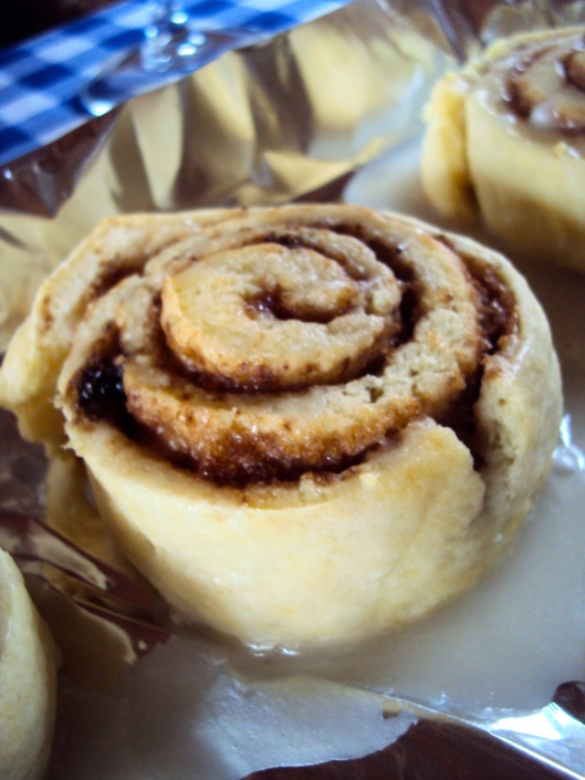 Cinnamon Biscuit Roll