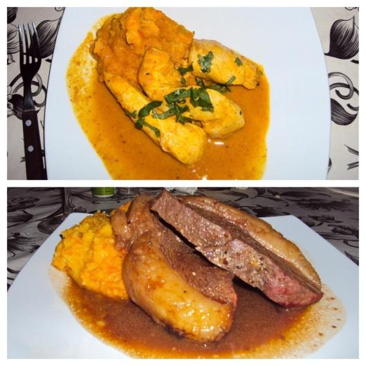 Casa Los Jazmines Food