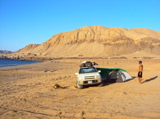 Playa Cifuncho Camping