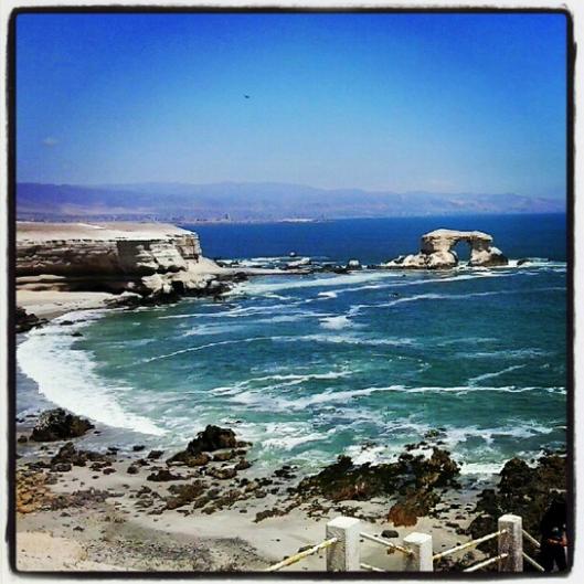 La Portada in Antofagasta, Chile