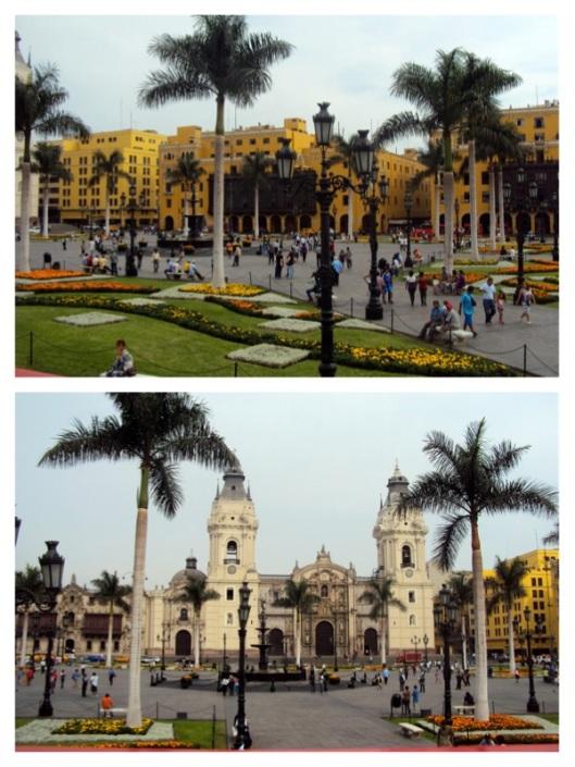 El Centro Histórico, Lima, Perú