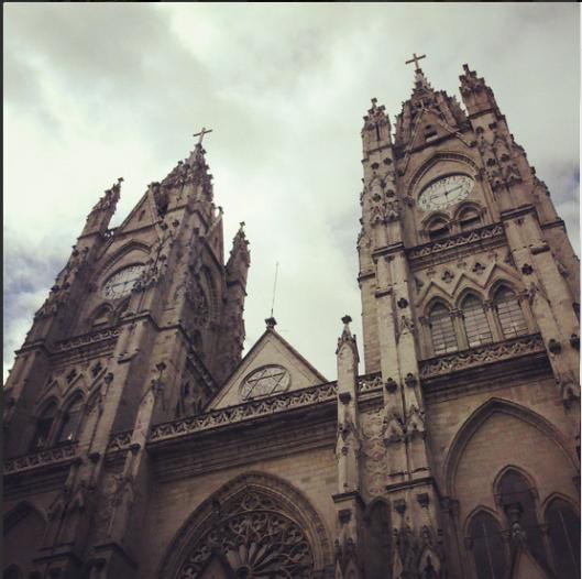 Basilica Voto Nacional